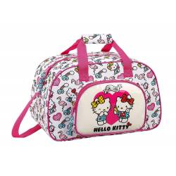 Bolsa Deporte Hello Kitty 40x24x23 cm Poliéster Girl Gang