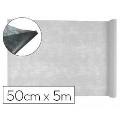 Entretela Liderpapel 25 g/m2 Rollo de 5m color Blanco
