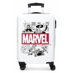 Maleta de cabina rígida Comic Marvel 55x38x20cm