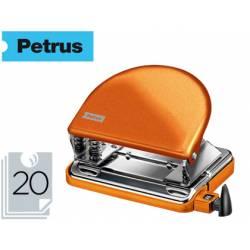 Taladrador Petrus 52 Naranja metalizado