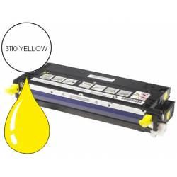 Toner Dell 3110CN color Amarillo