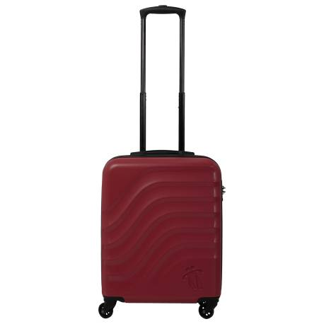 Maleta trolley cabina rojo/negro - Bazy Totto 55x34x20.00cm 0.7 Kg