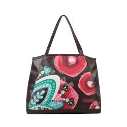 Bolso shopper mujer - Rubia Totto 33x38.5x13.50cm 0.7 Kg