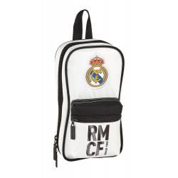 Plumier Real Madrid 23x12x5 cm 1ª equipacion de 33 piezas
