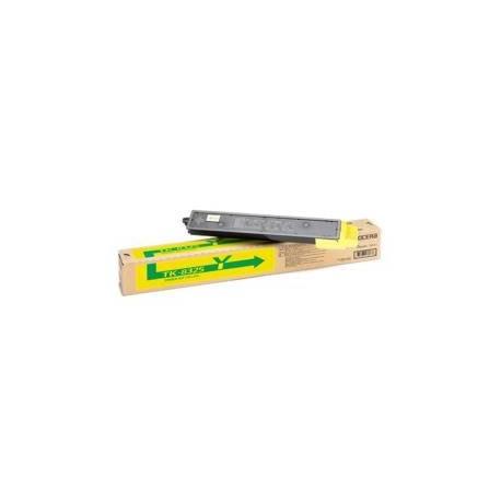 Toner marca kyocera tk-8325y Color amarillo