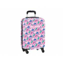 CARTERA ESCOLAR SAFTA BLACKFIT8 PEREZOSO TROLLEY CABINA 335X220X560 MM