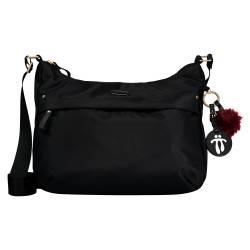Bolso mujer color negro - Ada Totto 34 x 25 x 10 cm