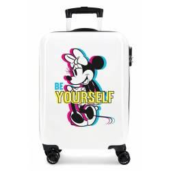 Maleta de cabina Minnie Be Yourself 55x38x20cm