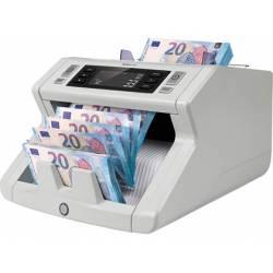 Contador de billetes marca Safescan 2210 con detección ultravioleta