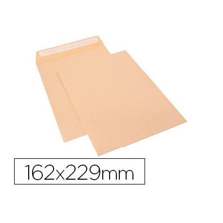 Sobre bolsa celulosa Narca sam Chamoix Salmon 162x229 mm 85 gr Caja 250 unidades