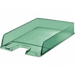 Bandejas sobremesa plastico Esselte color verde Colour Ice