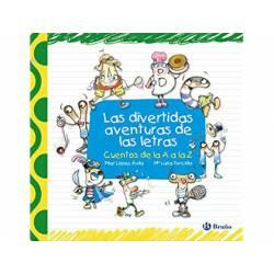 Libro Las divertidas aventuras de las letras Editorial BRUÑO
