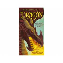 Libro Construyo un dragón Editorial LAROUSSE