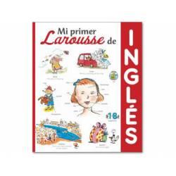 Libro Mi primer Larousse de Inglés Editorial LAROUSSE