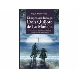 Libro El Ingenioso Hidalgo Don Quijote de La Mancha Editorial ANAYA