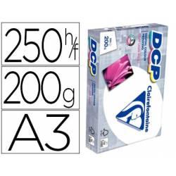Papel fotocopiadora DIN A3 200gr Paquete con 250 hojas Clairefontaine