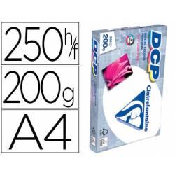 Papel fotocopiadora DIN A4 200gr Paquete con 250 hojas Clairefontaine