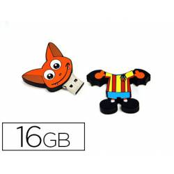 Memoria USB Valencia CF mascota 16GB
