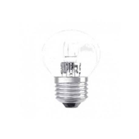 Bombilla marca Sunmatic ECO Halogena Mini globo E27 42W 630 Lumenes 2000h