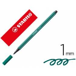 Rotulador Stabilo 68/53 1 mm Color Azul verdoso