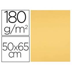Cartulina Liderpapel color Oro 50x65 cm 180 gr 25 unidades