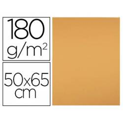 Cartulina Liderpapel color Avellana 50x65 cm 180 gr
