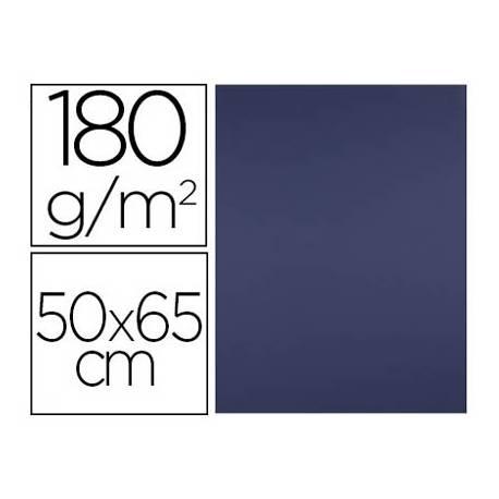 Cartulina Liderpapel color Zafiro 50x65 cm 180 gr