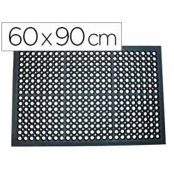 Alfombra Felpudo para suelo Q-Connect Antifatiga Tamaño 90x60 cm