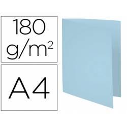 Subcarpeta Cartulina Reciclada DIN A4 Exacompta Celeste 170 gr