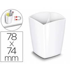 Cubilete Cep magnetico color Blanco 78x74x95mm
