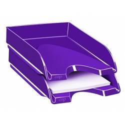 Bandeja sobremesa CEP Plastico Violeta