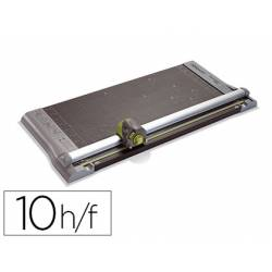 Cizalla Metálica de Rodillo Rexel Smartcut A445 Pro 4 en 1 de 10 hojas DIN A3