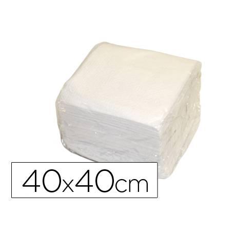 Servilleta de papel 40x40cm