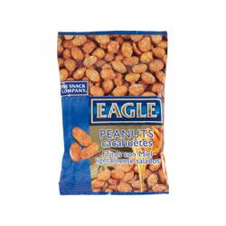 Cacahuetes fritos con miel marca Eagle
