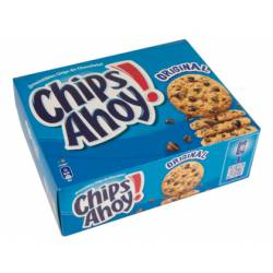Galletas marca Chips Ahoy