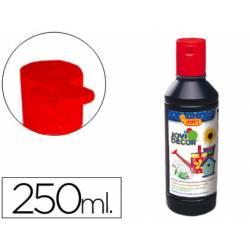 Pintura multiuso Jovidecor 250 ml color negro