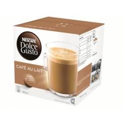 Cafe Dolce Gusto Cafe con leche Caja 16 capsulas