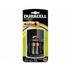 Cargador de pilas recargables Duracell CEF 14