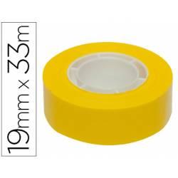 Cinta adhesiva Apli amarillo