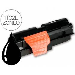Toner Kyocera 1T02LZ0NL0 color Negro