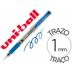 Boligrafo Uni-ball 153 Signo Broad color azul 0,6 mm