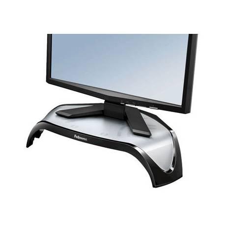 Soporte marca Fellowes para monitor Smart Suites ajustable en altura