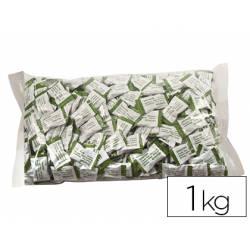 Caramelos de cortesia marca Carigol