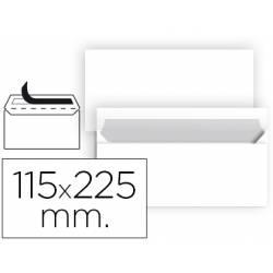 Sobre Americano Liderpapel N5 Blanco 115 x 225 mm Caja 25