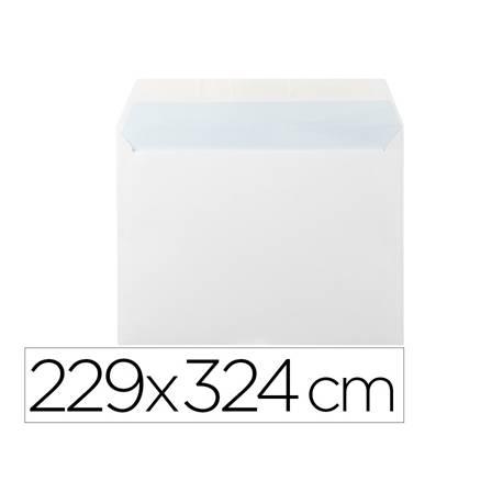 Sobre bolsa Liderpapel C4 Blanco N14 229 x 324 mm Caja 25