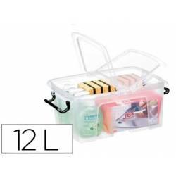 Contenedor plastico marca Cep 12 litros