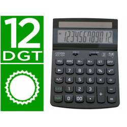 Calculadora sobremesa citizen modelo ecc-310 eco