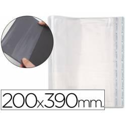 Forralibro PP ajustable adhesivo