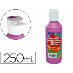 Tempera liquida Jovi color magenta 250 cc
