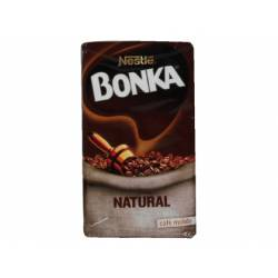 Cafe molido marca Bonka natural